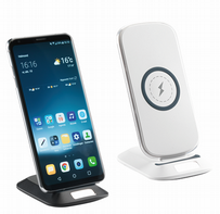 Qi Fast Wireless Mobile Phone Charging Dock